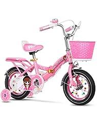 Xiaoping Bicicleta para niños 2-3-4-6-7-8 años