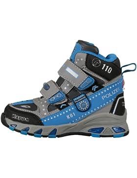 Kappa POLIZEI Unisex-Kinder Hohe Sneakers