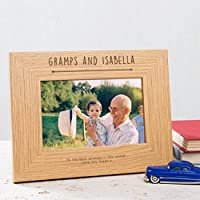 Personalised Grandad Photo Frame - Gift for Grandad - 6x4 / 7x5 / 8x6 Frames Available