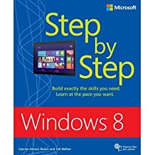[ [ Microsoft Windows 8 Step by Step (Step by Step (Microsoft)) - IPS ] ] By Rusen, Ciprian Adrian ( Author ) Oct - 2012 [ Paperback ]