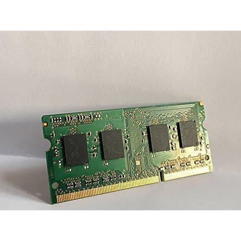GIG 2 Memoria RAM Da 2 GB Per Toshiba NB