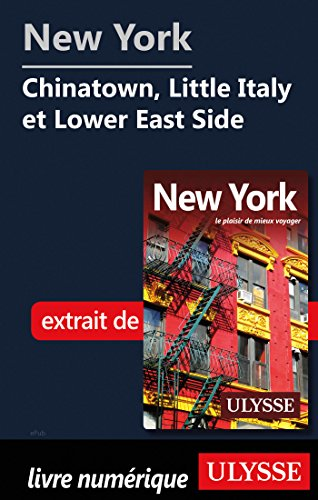 Descargar Libro New York - Chinatown, Little Italy et Lower East Side de Collectif