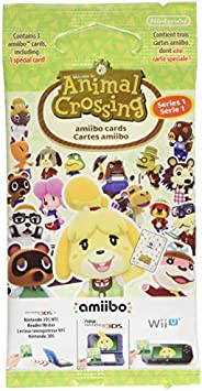 Carte Amiibo Animal Crossing - Serie 1