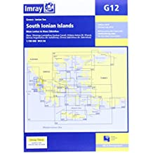 Imray Chart G12: South Ionian Islands (Imray Chart G012)