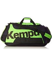 Kempa - Bolsa de deporte verde Fluo Grün/Schwarz Talla:63 x 25 x 37 cm