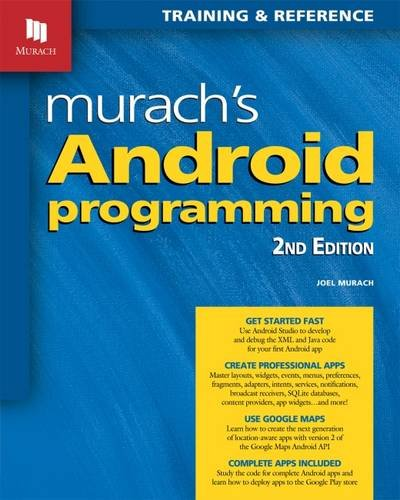 Murach's Android Programming (2nd Edition) PDF Kindle