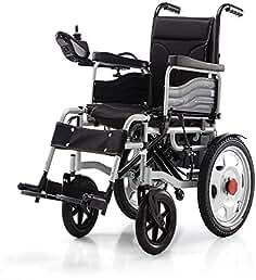 RFV Silla de Ruedas eléctrica para Ancianos, sillas de Ruedas eléctricas para discapacitados, Silla