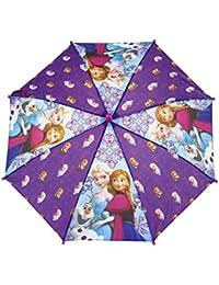 La Reine des Neiges Fille Parapluie Enfant