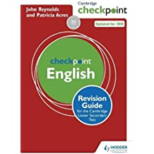 Cambridge Checkpoint English Revision Guide for the Cambridge Secondary 1 Test (Cambridge Checkpoints)
