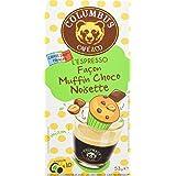 Café Espresso muffin choco noisettes Columbus Café & Co