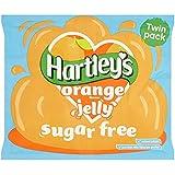 Sugar Free orange Jelly Cristaux de 23g de Hartley