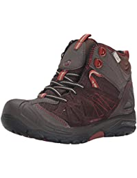 Merrell Capra Mid WTPF, Zapatos de High Rise Senderismo para Niños