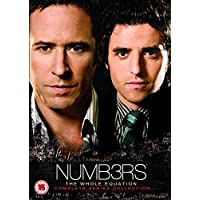 Numb3rs - Seasons 1-6 Complete