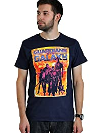 COTTON DIVISION - T-Shirt Guardians of the Galaxy The Team
