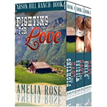 Carson Hill Ranch Box Set - Books 4 - 6 (Contemporary Cowboy Romance)