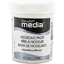 Deco Art Color Blanco – Media Pasta de Modelado, acrílico