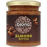 Biona Beurre d'Amande Biologique 170 g - Lot de 3