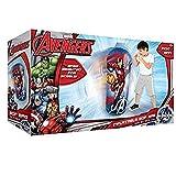 Pour Enfants Bop Sac Marvel Avengers Iron-man Gonflable Amusant Sac De Frappe