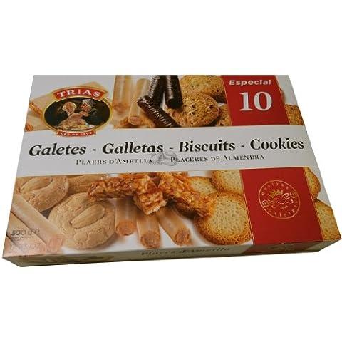 Trias - Galletas Especial 10