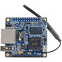 MakerHawk Orange Pi Zero H2 Junta Quad Core Open-source 512MB con Antena Wifi