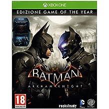 Batman Arkham Knight - Game Of The Year Importación Italiana]