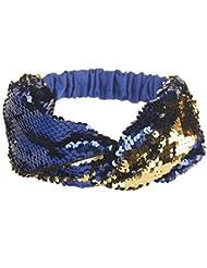 Glorious 2 Süße Schöne Kleine Haarklammer In Glitzer Blau Neu Haarschmuck Uhren & Schmuck