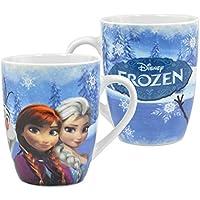 Frozen, Disney, Elsa, Anna Olaf & Snow Scene