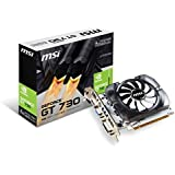 MSI GeForce GT 730 Version 4096MB DDR3 128bit PCI-E x16 DVI HDMI aktiv