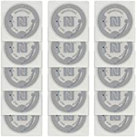NFC Tags Sticker NTAG216 888 bytes | 38 mm | transparent 15 Sticker