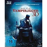Abraham Lincoln - Vampirjäger + Blu-ray