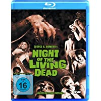 Night Of The Living Dead [Blu-ray] + Master of Horror/Tales from the Crypt uncut!