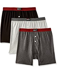 Dollar Bigboss Men's Solid Trunk (Pack of 3)(MDTR-02_Multicolour_XX-Large)