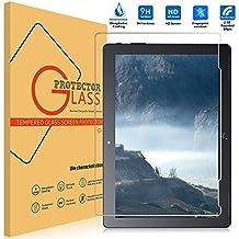 """BQ Aquaris M10 Cristal Templado Protector Vikoo 9H 0.3mm Ultra Delgado Shatterproof Pantalla de Vidrio Templado HD Flim Tempered Glass Screen Protector para BQ Aquaris M10 - Tablet de 10.1"""""""
