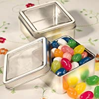 Clear Top Mint Tin Favors - 400 count by Fashioncraft preisvergleich bei billige-tabletten.eu