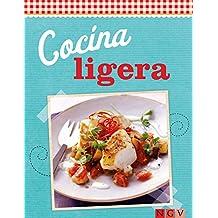 Cocina ligera: Recetas variadas para todos los días (Deliciosas recetas para el verano) (Spanish Edition)