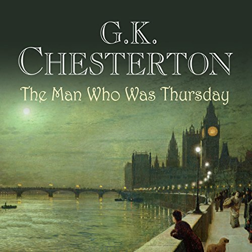 The Man Who Was Thursday  Audiolibri