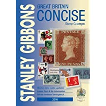 Great Britain Concise Catalogue 2016