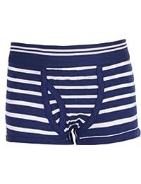 4KIDZ para niños pantalones cortos de niño de cara de bóxer de algodón , 3 unidades elástica en la cintura