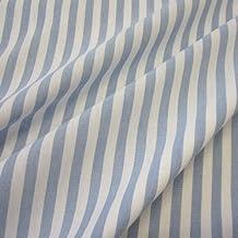 Tessuto al metro delle strisce azzurro bianco strisce righe paese casa tenda