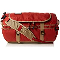 The North Face T93ETP Base Camp, Zaino Unisex-Adulto, Rosso/Beige, Taglia Unica