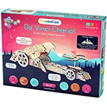 Funvention- for Little Scientist in Every Kid DIY Mechanical Model - Science Educational Wooden Toy for Bahubali Fans