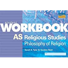 AS Religious Studies: Philosophy of Religion Student Workbook (Flash Revise Cards)