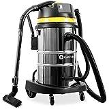 KLARSTEIN IVC-50 2020 Edition - Aspiradora Industrial para seco y húmedo, Doble Motor, Rendimiento 2000W, Filtro HEPA, Tanque