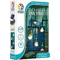 Smart Games La Nuit Des Fantômes Child Niño/niña - Juegos educativos, Child, Niño/niña, 6 año(s), 60 Pieza(s), 170 mm