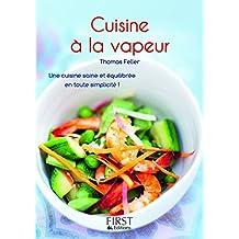 Petit livre de - Cuisine à la vapeur (LE PETIT LIVRE)