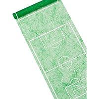 Santex - Tiras campo de fútbol de mesa, verde