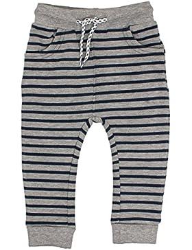 SALT AND PEPPER Baby-Jungen Hose B Trousers Little Man Stripe