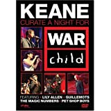Keane: Curate a Night for War Child by Pet Shop Boys