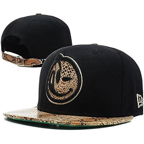 YUMS Unisex Snapback Hat Adjustable Baseball Cap One Size