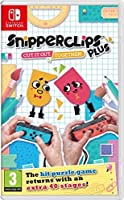Snipperclips : Cut It Out Together [Nintendo Switch] (CDMedia Garantili)